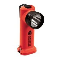 Flashlight, Streamlight, Sport, Alkaline Battery, LED, Dimensions 9.9 x 5.8 x 2.6 Inch, Orange